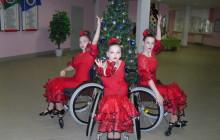Танцевальная школа - студия «Дар»: Новогодний мюзикл в стиле фламенко