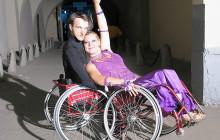 """«""""Каким видом спорта вы занимаетесь, если даже титан рвете?"""" — спросил сварщик, ремонтировавший инвалидную коляску»"""
