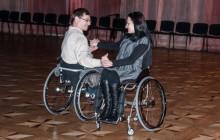 Вальс и танго на колясках