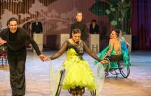 В Набережных Челнах завершились международные соревнования по танцам на колясках