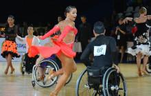 Два золота на счету россиян на Открытом чемпионате Республики Казахстан по спортивным танцам на колясках