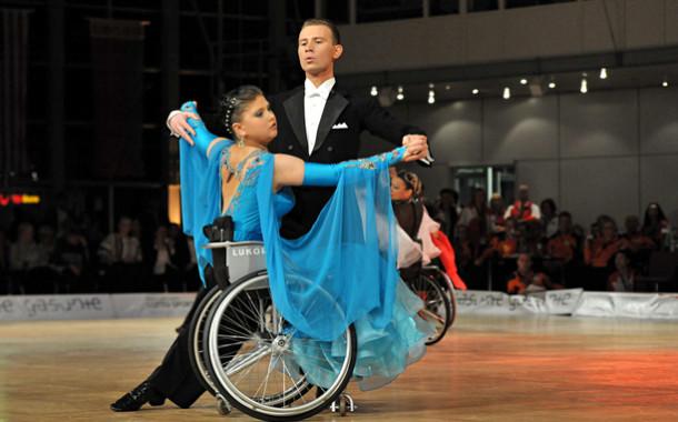 Изменения в правилах IPC для танцев на колясках