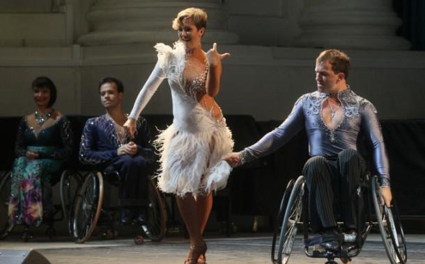 Кубок континентов по танцам на колясках 2014