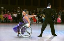 Международные соревнования по спортивным танцам на колясках пройдут в Петербурге