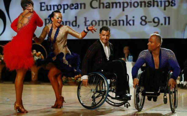 Россияне покинули Чемпионат Европы по танцам на колясках 2014  в Ломянки с самой большой коллекцией медалей