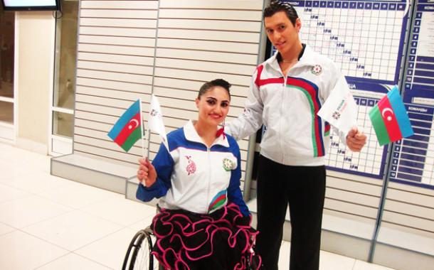Азербайджанские паралимпийцы примут участие в Чемпионате Европы по танцам