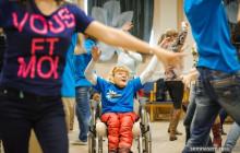 Танцы без границ. Фоторепортаж