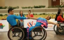 В Астане определены победители «KAZAKHSTAN OPEN 2015» по спортивным танцам на колясках