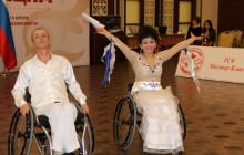 Костанайские танцоры на колясках стали призерами турнира «Kazakhstan Open 2015»