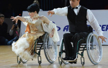 Фактор жизни: Инвалиды… на танцполе