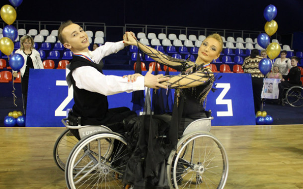 ГК «ФИНВАЛ» и РООИ «Дуэт»: спортивные танцы без границ
