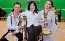 Танцы на колясках: в Калининграде запущен уникальный спортивный проект