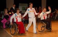 Международные соревнования по танцам на колясках в Сербии