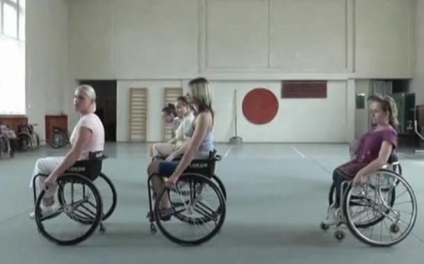 Мастер-класс: Техника танцевания в инвалидной коляске