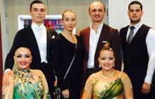 Танцоры на колясках из Челнов завоевали «серебро» на соревнованиях на Кубок мира