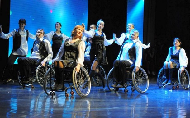 В Тюмени прошел Международный фестиваль «Inclusive Dance»