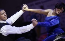 В США прошел чемпионат по латинским танцам среди инвалидов