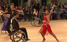 Видеозаписи Кубка мира / Кубка Континентов 2016 по танцам на колясках