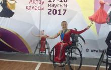 Спортивные танцы на колясках. На пути к чемпионату мира