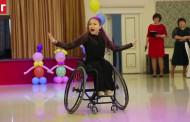 """100 новых лиц Казахстана"": Волшебство танца на коляске"