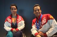 Чемпионы мира Сергей Антонов и Александра Бердник: Главное, не страдать и не спиваться