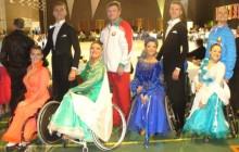 Белорусские спортсмены стали победителями на Чемпионате мира по спортивным танцам на инвалидных колясках в Бельгии (фото)