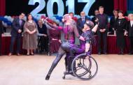 В Петербурге проходит Чемпионат России по танцам на колясках