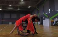 Олимп. Спортивные танцы на колясках