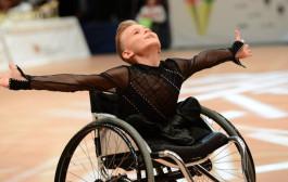 11-летний танцор на коляске покорил жюри Кубка Континентов