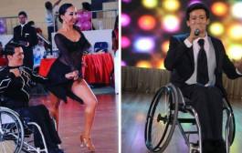 Парень с ДЦП из Шымкента освоил танцы на коляске и стал чемпионом