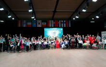 Кубок Континентов 2018 по танцам на колясках!