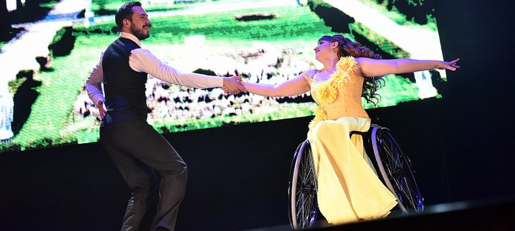 Клуб танцев для колясочников «Pro-движение»