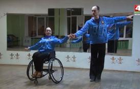 Могилевчане – призеры Чемпионата Европы по танцам на инвалидных колясках