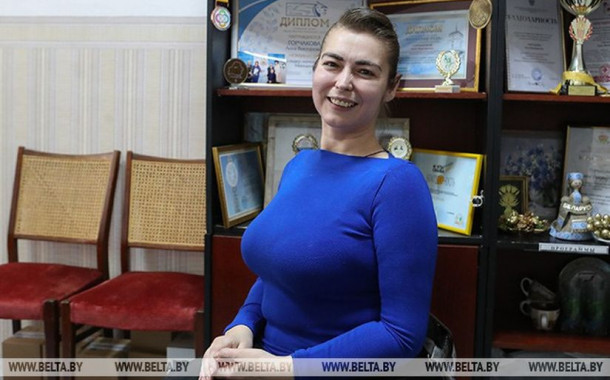 Анна Горчакова: Танец, не знающий барьеров