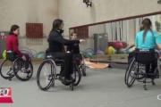 Школу танцев на колясках открыли в Минске: ищут волонтёров