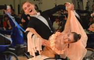 Танцовщица на коляске Анна Горчакова в очередной раз готовится стать лучшей на танцполе