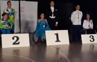 Могилевчане выиграли чемпионат Польши по танцам на инвалидных колясках