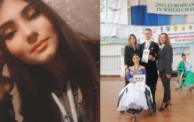 «Единственное, в чем я уверена, что буду танцевать на выпускном вечере»: история минской школьницы в инвалидной коляске