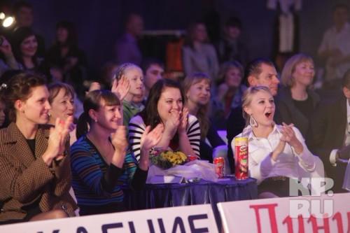 Конкурс «Танцующий город» в Новороссийске