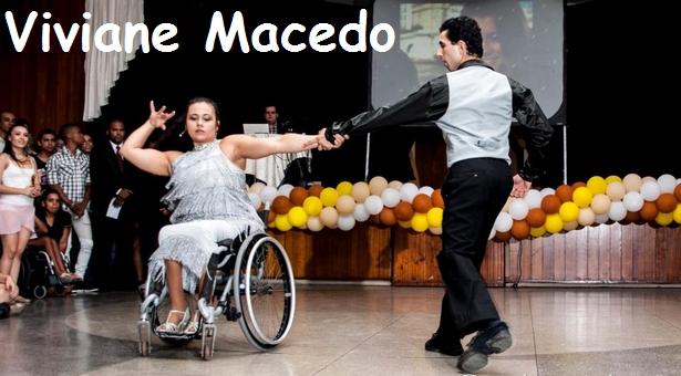Viviane Macedo из Бразилии – жизнь как танец