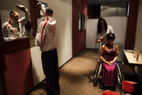 Кубок России по спортивным танцам на инвалидных колясках 2012