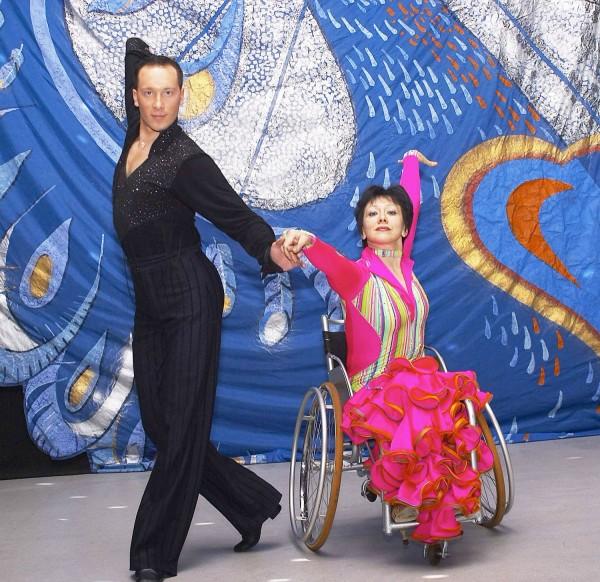 Татьяна Скворцова и ее бессменный партнер Станислав Шешуков || Фото из архива Татьяны СКВОРЦОВОЙ