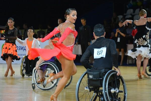Чемпионат Мира IPC по спортивным танцам на колясках пройдет 7 - 8 декабря в Токио