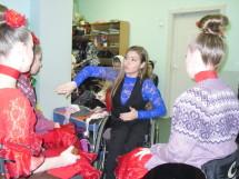 Последние наставления танцовщицам от художественного руководителя Анны Горчаковой