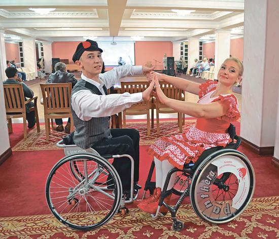 Ирина Гордеева и Дмитрий Торгунаков. Фото из личного архива