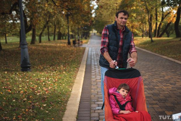 Лилькин папа. Полумарафон с дочкой, у которой ДЦП
