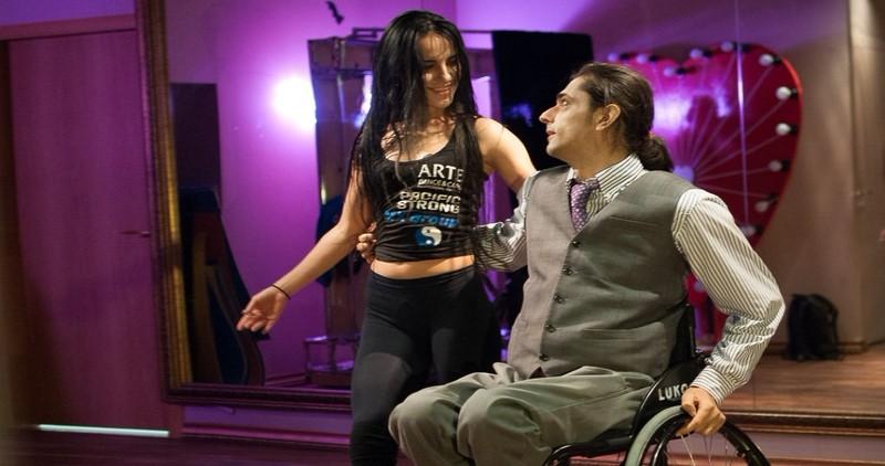 Колясочник выступит в танцевальном шоу во Владивостоке