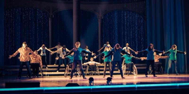 Танцевальный коллектив «Ступени»