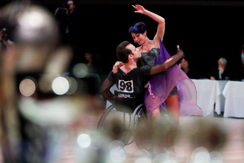 Кубок Континентов по танцам на колясках 7 - 9 сентября 2018
